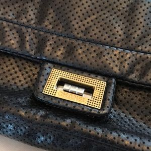 dcdd32a207cc59 CHANEL Bags | Perforated Drill Flap Bag | Poshmark